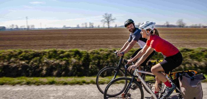 Itinerari cicloturistici in Lombardia per una primavera open air guidati dalla nuova app