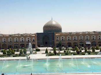 Piazza Naqsh-e jahàn - Eṣfahān
