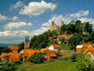 Fortezza Hanstein a Bornhagen