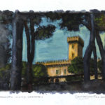 Castiglioncello. Le fotodipinte di Andrea Samaritani.