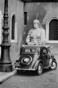 © Elliott Erwitt/Magnum Photos ITALY. Rome. 1955