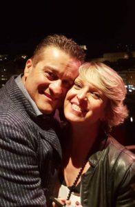 Vincenzo Vottero e la moglie Licia Mazzoni