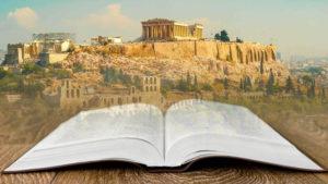 Atene Capitale del Libro 2018