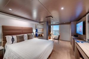 MSC Seaview Yacht Club Balcony