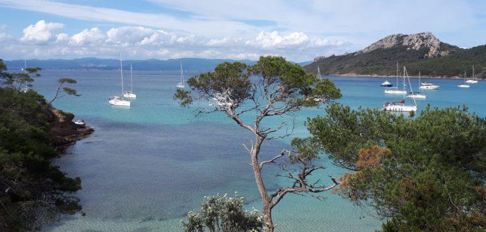 Il mare di Provenza: colori ed emozioni tra le isole di Embiez e Porquerolles