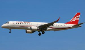 Georgian Airways - Bologna Tbilisi