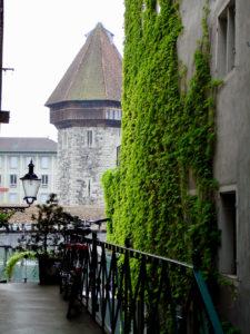 Lucerna - Wasserturm