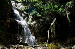 Cascata Doppia - Cascate del Bucamante ©Sara Rubino