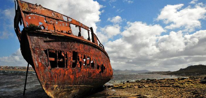 Stefano Benazzo, Samson, Stanley, Falklands/Malvinas, 2016