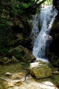Salto del Gran Masso - Cascate del Bucamante ©Sara Rubino