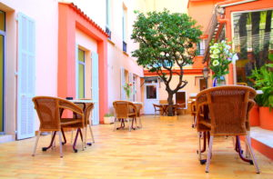 Logis Hotel Menton Riviera