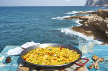 Spagna e Paella #spainin10secs