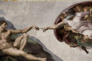 Michelangelo, Il Giudizio Universale, Musei Vaticani - Credit Holidu