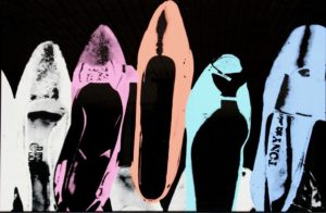 Andy Warhol, Shoes 1980