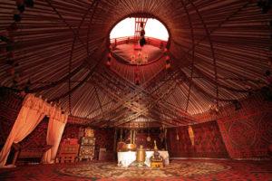 Kazakhstan - Yurta