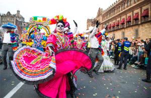 Messico - El Dia de Los Muertos