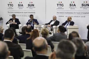 Talk-show di apertura TTG - SIA - SUN