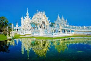 Thailandia - Rong Khun Temple, Chiang Rai