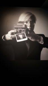 "Oliviero Toscani, ""Andy Warhol per Polaroid"", 1975"