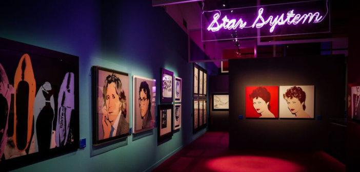 """""""Andy Warhol"""" al Vittoriano di Roma"""