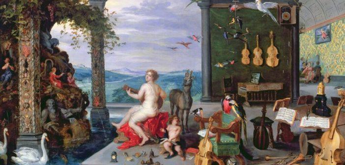 A Pisa uno spettacolo di arte digitale su grandi opere del '500: Bosch, Brueghel, Arcimboldo