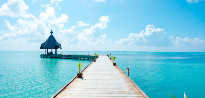 Le Maldive, un sogno alla portata di tutti. Scopritele nel Canareef Resort su un piccolo atollo