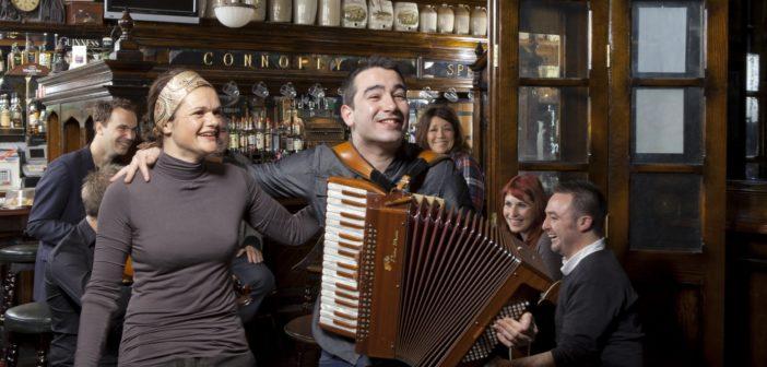 A Dublino per il Tradfest dedicato alla musica tradizionale irlandese
