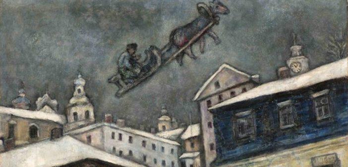 A Napoli arriva Chagall, Sogno d'amore. La mostra racconta il mondo intriso di stupore e meraviglia dell'artista