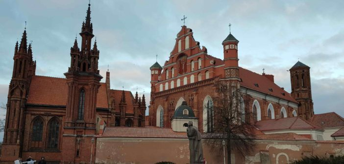 """Alla scoperta della Lituania e della sua ospitalità. Vilnius l'""""Atene del Nord"""""""