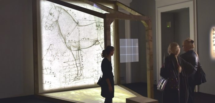 Per celebrare Leonardo a Milano la mostra multimediale 'La macchina dell'immaginazione'