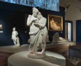 """Grande successo di pubblico per """"Canova. Eterna bellezza"""". La mostra è al Museo di Palazzo Braschi a Roma"""