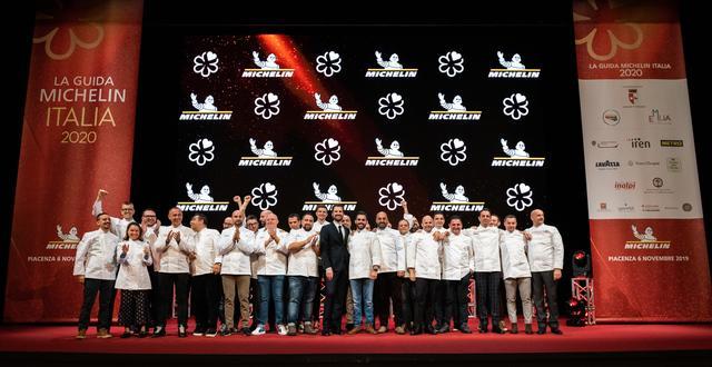Presentata la Guida Michelin 2020 con la mappa degli stellati. Enrico Bartolini riporta le 3 stelle a Milano