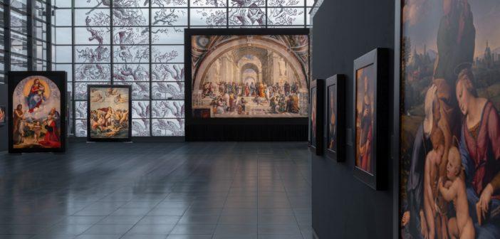 Con 'Una mostra impossibile' iniziano a Urbino gli eventi per i 500 anni dalla morte di Raffaello Sanzio