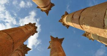 La grandiosità di Petra, in Giordania, una delle dieci meraviglie, da non perdere
