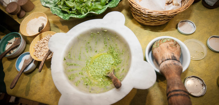 Le tradizioni gastronomiche liguri, semplici e gustose, del Golfo dei Poeti