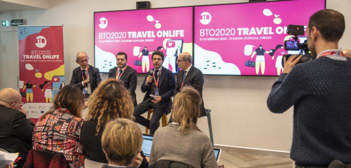 """La rivoluzione del Travel """"Onlife"""" protagonista alla 12a BTO 2020 di Firenze"""