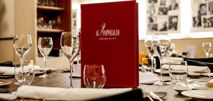 A colloquio con il patròn del ristorante Al Pappagallo, antico tempio della cucina bolognese, riportato verso le stelle