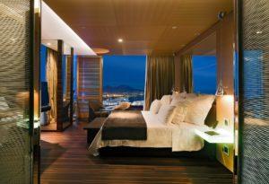 immagine di una stanza d'albergo