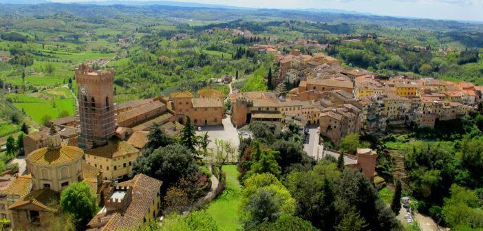 Alla scoperta di San Miniato, città del buon vivere, appollaiata con vista sulla Valle dell'Arno
