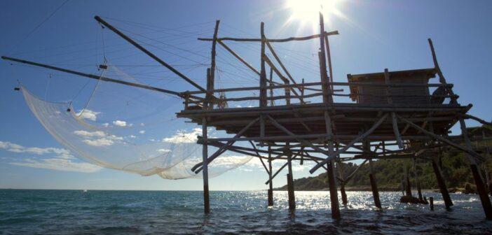 I Giganti del Mare: in un documentario l'epopea di trabocchi dall'Abruzzo alla Puglia