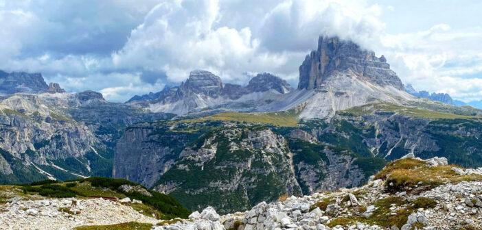 Auronzo di Cadore, Tre Cime di Lavaredo e Misurina, vie alpinistiche e sentieri mozzafiato