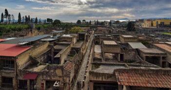 Il Parco Archeologico di Ercolano raddoppia in grandezza ed è pronto per l'apertura