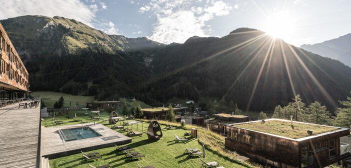 Vacanze green al Gradonna Resort & Hotel nel Parco Nazionale degli Alti Tauri in Tirolo
