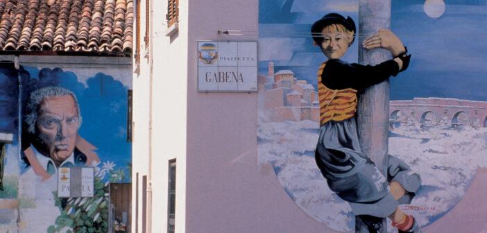 """Un percorso d'arte """"en plein air"""" nelle città e nei borghi dell'Emilia-Romagna"""