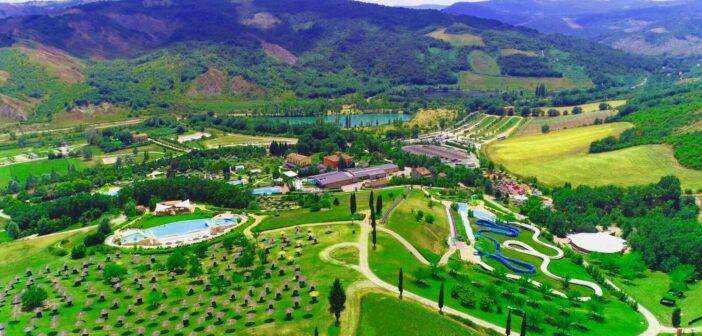 Sulle colline prospicenti l'Appennino Tosco-Emiliano per sport, relax e salute